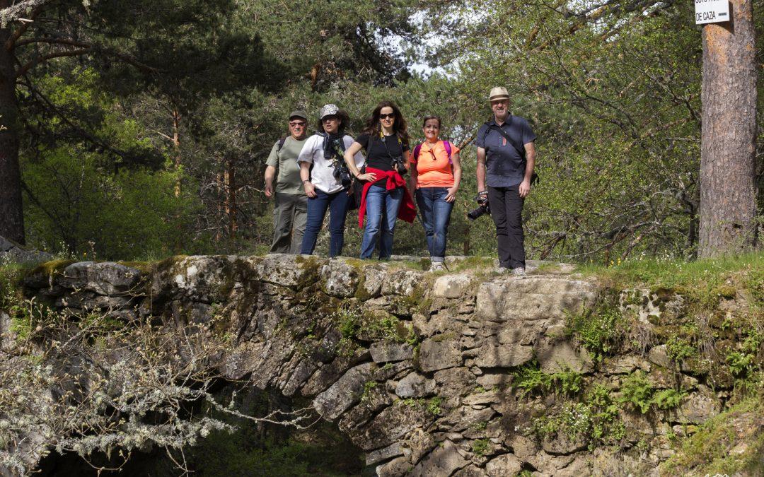 Salida fotográfica: puentes medievales del río Lozoya.