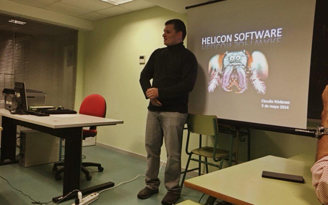 Taller: profundidad en fotografía macro con Helicon Focus